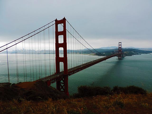 Golden Gate, San Francisco, CA, USA