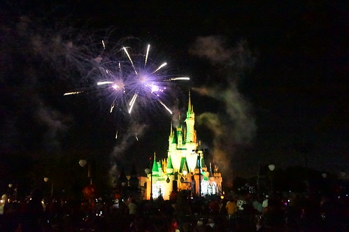 Happy HalloWishes Fireworks | by Disney, Indiana