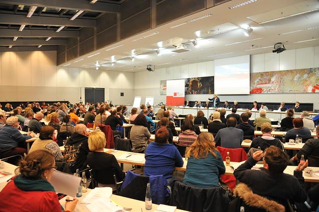 Werkstatträtekonferenz am 07.11.2016