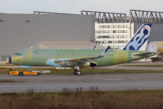 D-AVWA // Airbus Industrie // A319‑171N(WL) // MSN 6464 | by Martin Fester - Aviation Photography