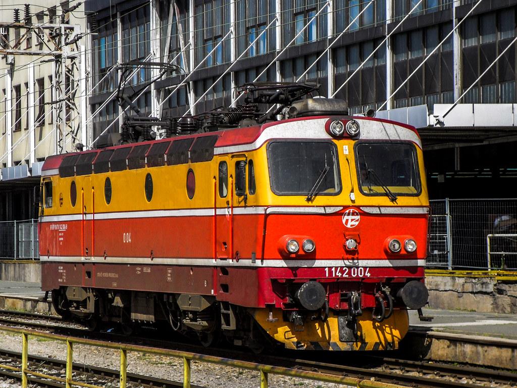 by Kobaz 1142 004, light engine, Zagreb GK, 24.05.2014. | by Kobaz