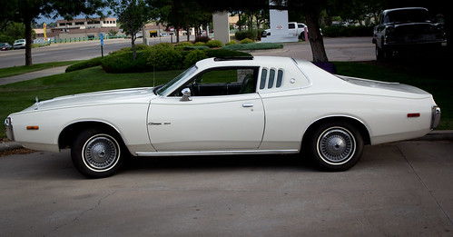 1973 Dodge Charger Se With Sunroof Coconv Flickr