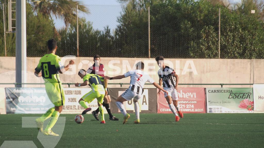 DH Juvenil. CD Castellón 0-3 Elche CF (19/11/2016), Jorge Sastriques