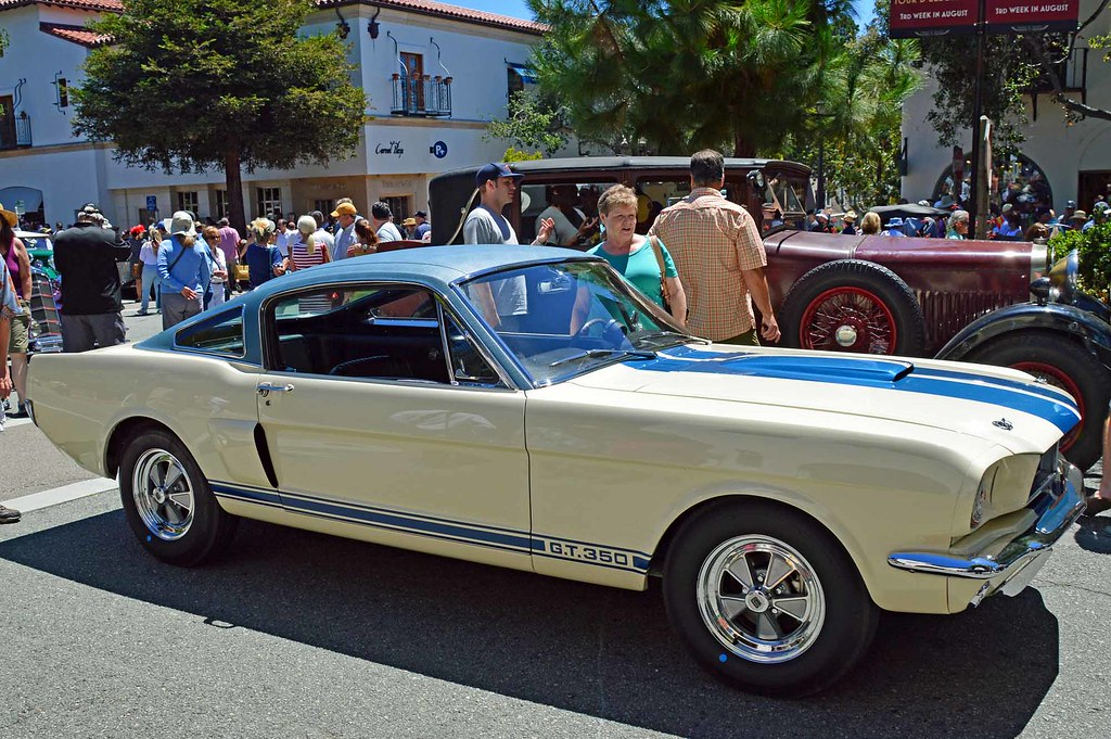 1966 Shelby GT350 Prototype Fastback With Vinyl Top