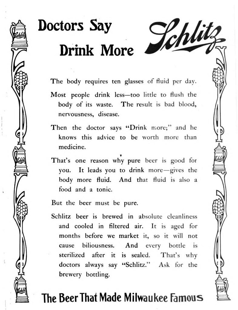 Schlitz-Beer-Puck-Magazine-1904