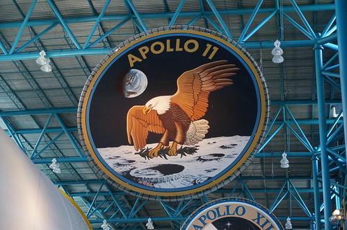 Apollo 11 Patch | by Disney, Indiana
