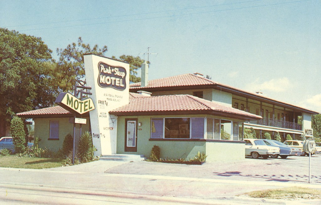 Park 'N' Sleep Motel - Tampa, Florida