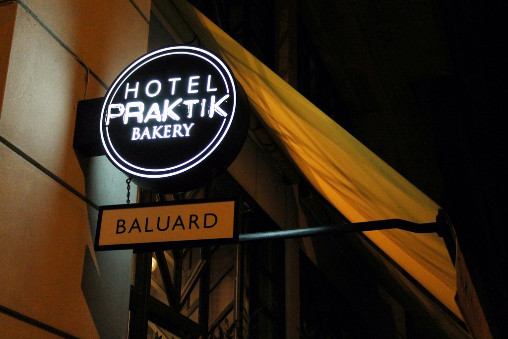Review Hotel Praktik Bakery Barcelona - Drawing Dreaming