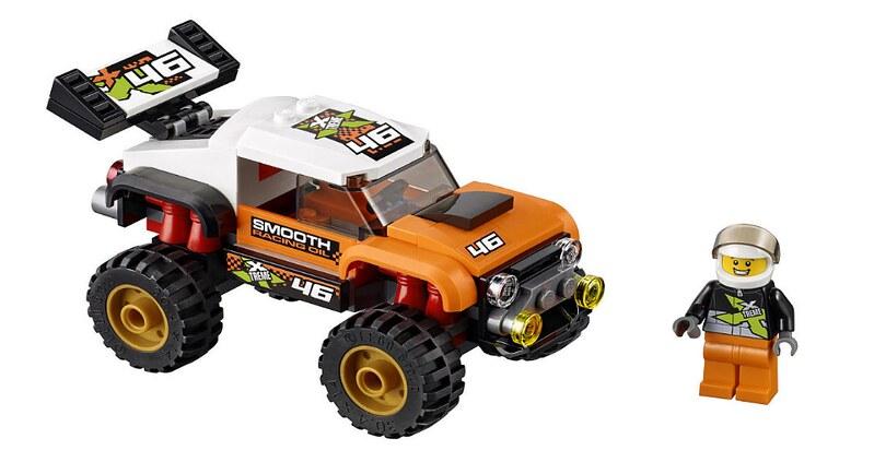 LEGO City 2017 - Stunt Truck (60146)