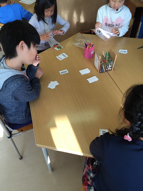 2M playing with number facts