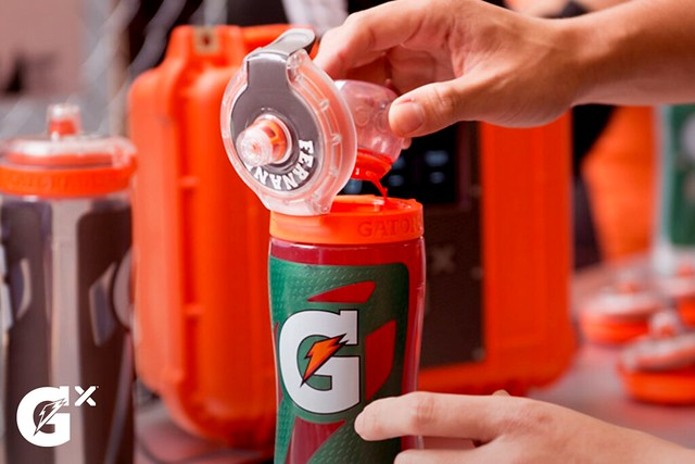 Gatorade Gx - pod formula personalizada