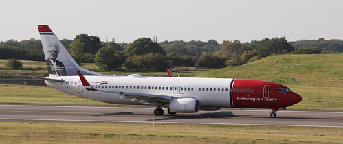LN-DYB Norwegian Air Shuttle 737-8JP(WL) 2 | by ahisgett