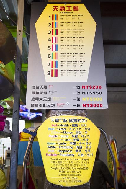 Lantern prices