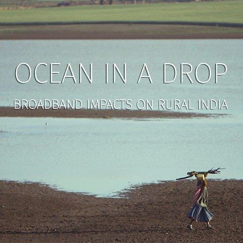 After shooting in 14 villages of Rajasthan, Madhya Pradesh and Bihar, translating 60 of 100 interviews; readying a 3-hour rough cut for a fine-cut trim, we need your support to bring Ocean in a Drop to screens anywhere. We're crowdfunding at https://igg.m | by Andrew Garton