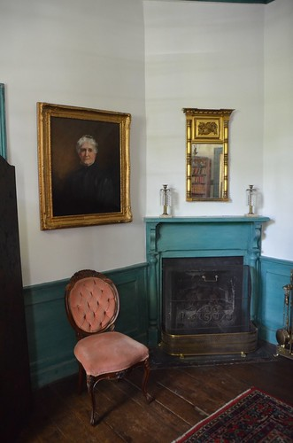 Haywood Hall Interior