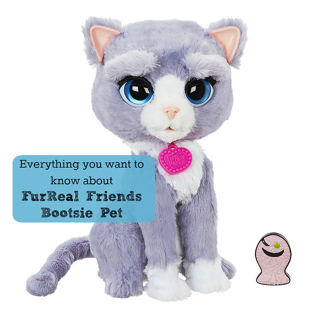 Everything you want to know about FurReal Friends Bootsie Pet
