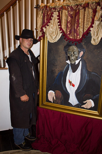 Ghost Dinner Tour With Storyteller Mike Neff May