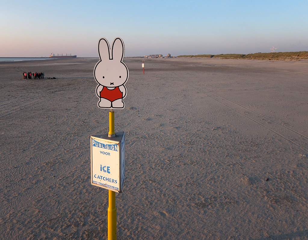 Ijmuiden Strand Netherlands Ijmuiden Nijntje On The Be Flickr