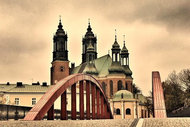Ostrów Tumski, Poznan