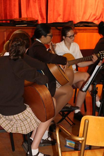 Guitar Music Concert