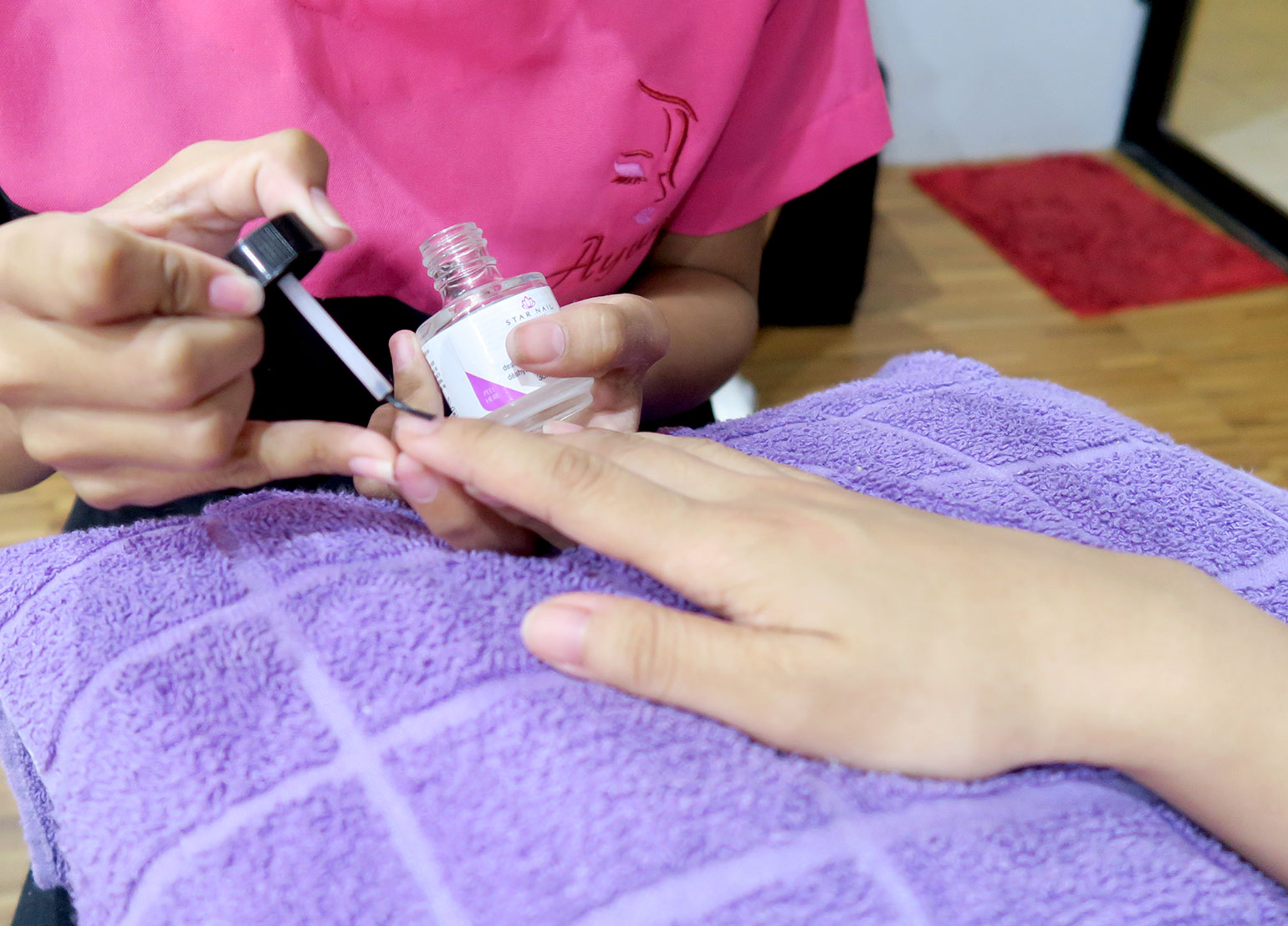 2 Acrylic Nails Review - Nail Art - Ayumi Las Piñas - Gen-zel.com(c)
