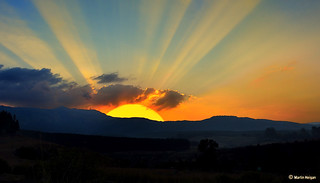 Mpumalanga Sunset | by Martin_Heigan