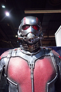 Ant Man Costume | by Sam Howzit