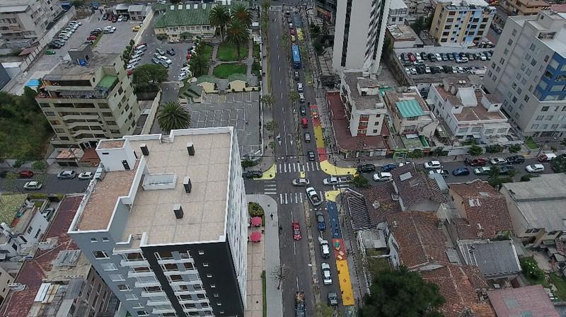 El Lugar - Habitat III - Quito
