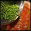 #Veal #Stew #homemade #CucinaDelloZio - add peas