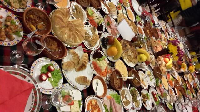 Essen in Mazedonien