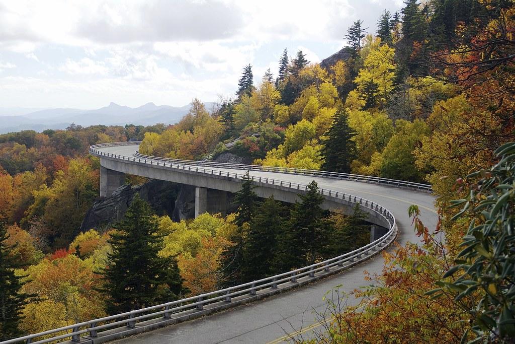 north carolina lynn cove viaduct computer
