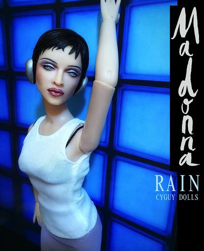 Rain single madonna