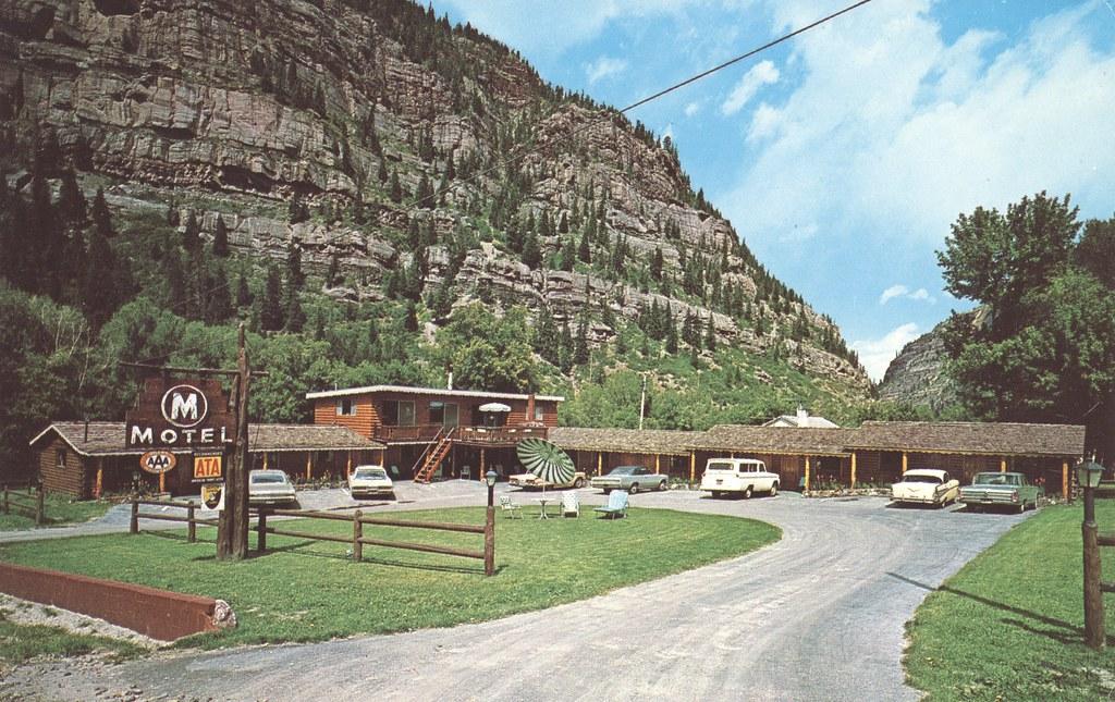 Circle M Motel - Ouray, Colorado