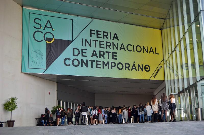 S.A.CO 2016 II Feria Internacional de Arte Contemporáneo