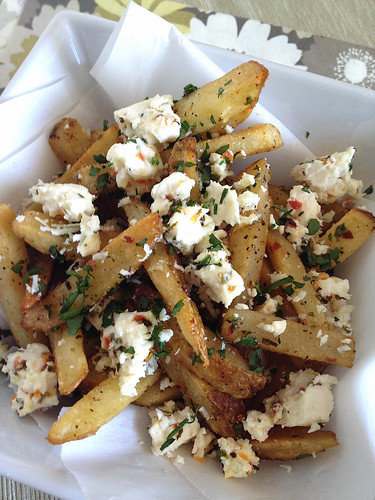 Greek Fries | by The Culinary Chronicles