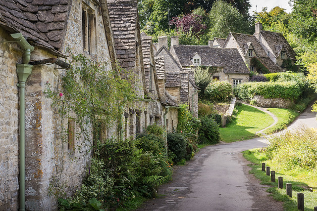 Arlington Row cottages, Bibury