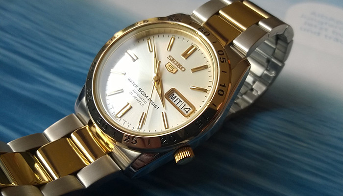 Kết quả hình ảnh cho đồng hồ seiko 5 automatic