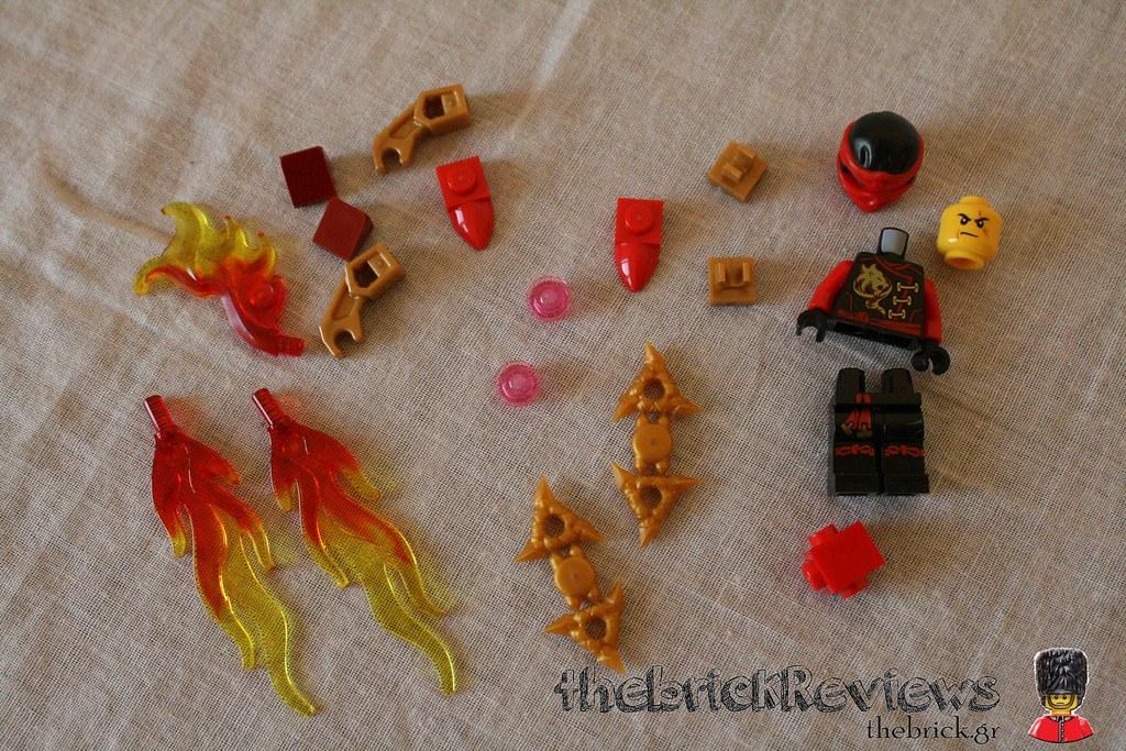 ThebrickReview: LEGO 30422 - Kai's Mini Dragon 30639098200_c1c6e8f9f9_b