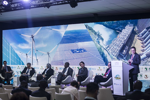 COP22 : IEA/AfDB: Are Sustainable Urban Energy Systems essential for a new Deal for Energy access in Africa? 14 November 2016