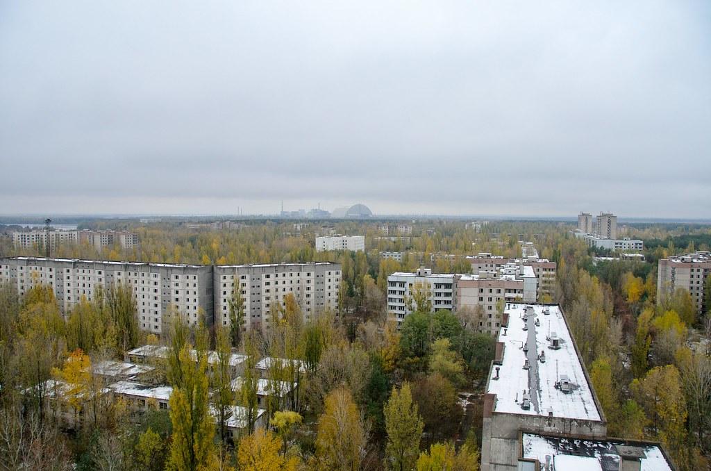 Chernobyl Exclusion Zone - Ukraine