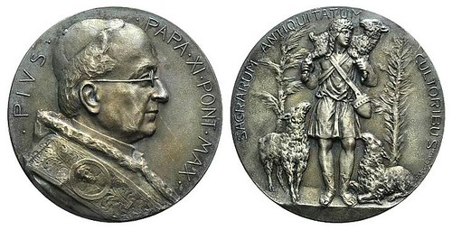 Pope Pius XI Medal