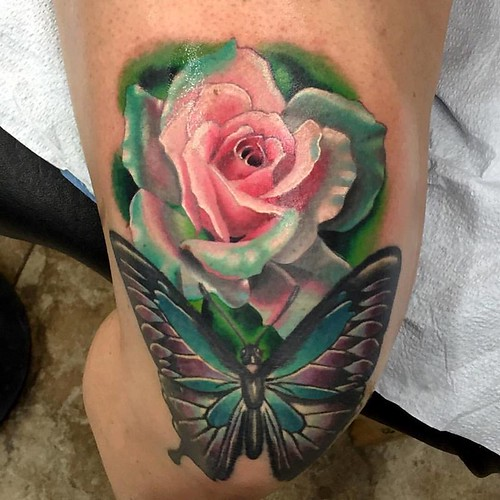 justin rose | by justinstephantattoo44