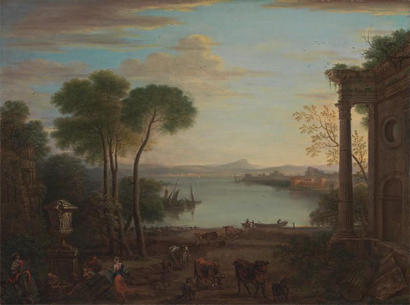 John Wootton - Classical Landscape