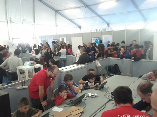 Maker Faire Rome 2015 | by horstjens
