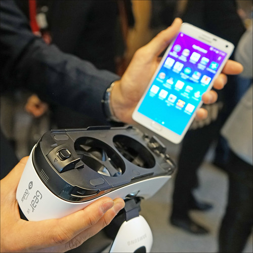 réalité virtuelle casque