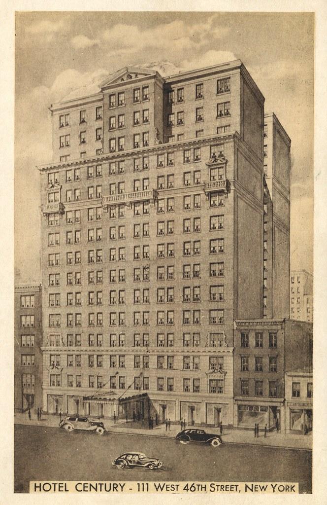 Hotel Century - New York, New York