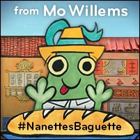 Nanette's Baguette Badge | by theSIMPLEmoms
