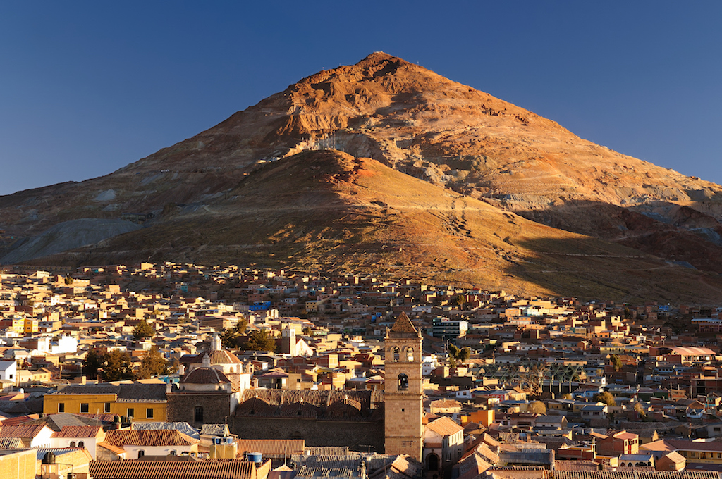 Visita a Potosí