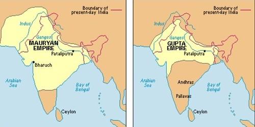 En bref-India-Maurya et Gupta1