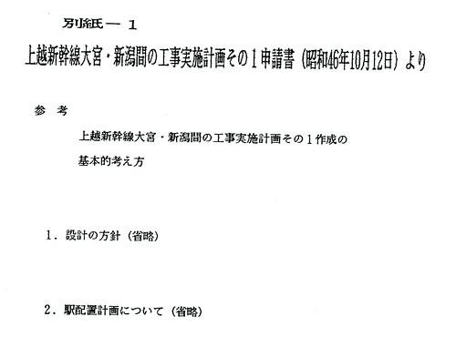 上越新幹線新宿駅構想 (17)